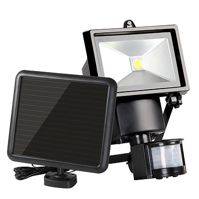 5W COB LED Solar Security Lights - Free Shipping