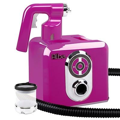 Professional Spray Tan Machine Gun - Pink - Free Shipping