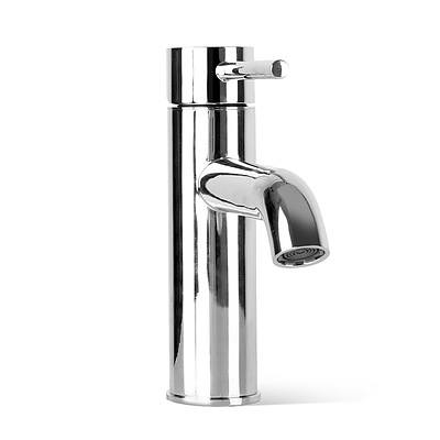 Basin Mixer Tap Faucet Silver - Brand New - Free Shipping