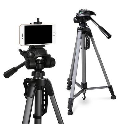 1.45M Professional Camera & Phone Tripod - Brand New - Free Shipping