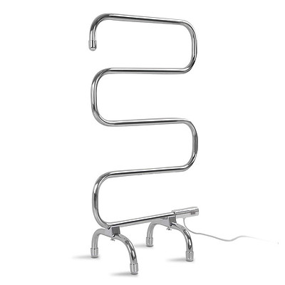 5 Rung Electric Heated Towel Rail - Brand New - Free Shipping