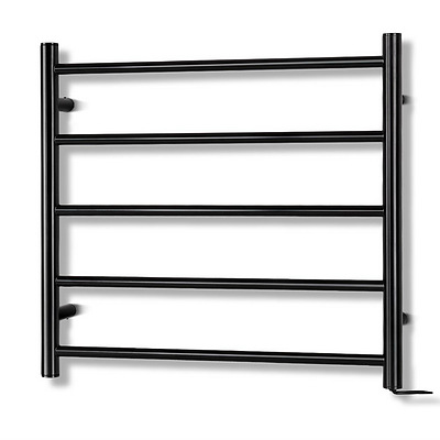Electric Heated Towel Rack - Free Shipping