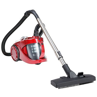 Bagless Cyclone Cyclonic Vacuum Cleaner HEPA Red - Brand New - Free Shipping
