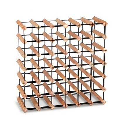 42 Bottle Timber Wine Rack - Brand New - Free Shipping
