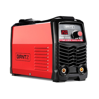 MMA ARC Inverter Welder Portable Stick Welding Machine IGBT Mask 250Amp