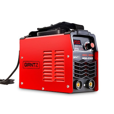 Ultra Portable ARC Inverter Welder MMA Stick DC Welding Machine 200Amp