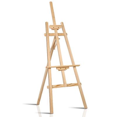 Modern Floor Easel - White Oak - Brand New - Free Shipping