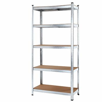 0.9M Warehouse Shelving Racking Storage Garage Steel Metal Shelves Rack - Brand New - Free Shipping
