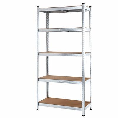 0.9M Warehouse Shelving Racking Storage Garage Steel Metal Shelves Rack - Brand New - Free Shipping