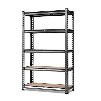 0.7M Metal Steel Warehouse Shelving Racking Garage Storage Shelves Racks - Brand New - Free Shipping