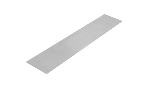 20 Piece Aluminium Gutter Guard - Silver - Brand New - Free Shipping