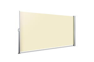 Retractable Side Awning Shade - Beige - Brand New - Free Shipping