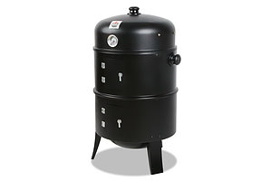 3-in-1 Charcoal BBQ Smoker - Brand New - Free Shipping