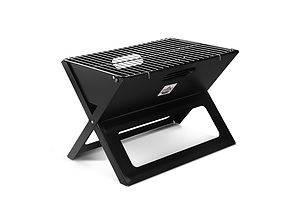 Grillz Portable Charcoal BBQ Grill - Free Shipping