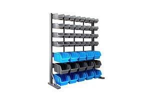 47 Bin Storage Shelving Rack - Brand New - Free Shipping