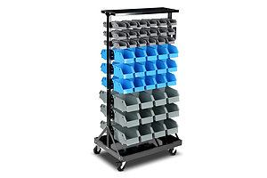 90 Bin Storage Rack Stand - Brand New - Free Shipping