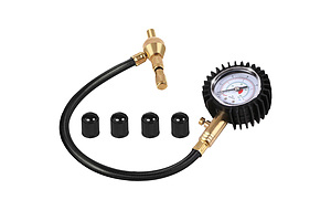Tyre Deflater with Pressure Gauge Valve - Brand New - Free Shipping