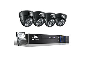 1080P 4 Channel HDMI CCTV Security Camera with 1TB Hard Drive - Brand New - Free Shipping