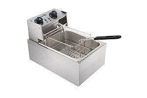 5 Star Chef Deep Fryer with Single Basket - Brand New - Free Shipping