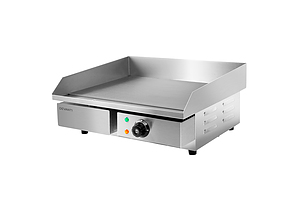 3000W Electric Griddle Hot Plate - Stainless Steel - Free Shipping