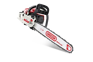62cc Commercial Petrol Chainsaw 20 Oregon Bar E-Start Chains Saw Tree - Brand New - Free Shipping
