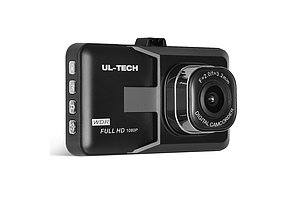 UL Tech 3 Inch Screen Dash Cam - Black - Brand New - Free Shipping