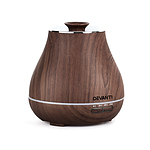 Devanti Aroma Diffuser - Dark Wood - Free Shipping