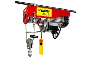 510W Electric Hoist Winch Rope Tool - Free Shipping
