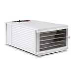 Stainless Steel Commercial Food Dehydrator with 6 Trays - Free Shipping