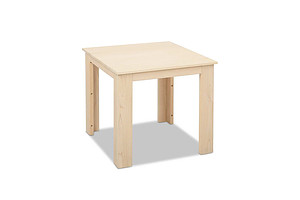 Wooden Outdoor Side Beach Table - Brand New - Free Shipping