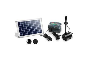 800L/H Submersible Fountain Pump with Solar Panel - Free Shipping - Brand New - Free Shipping