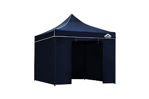 3x3M Outdoor Gazebo - Navy
