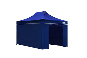 3x4.5M Outdoor Gazebo - Blue