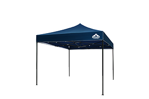 Instahut 3x3m Outdoor Gazebo - Navy - Brand New - Free Shipping