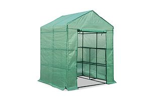 1.4 x 1.55M Walk-in All Weather Green House Greenhouse - Free Shipping