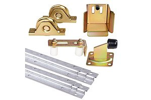 LockMaster Sliding Gate Hardware Accessory Kit - Brand New - Free Shipping