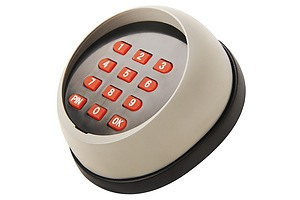 LockMaster Wireless Control Keypad Gate Opener - Brand New - Free Shipping
