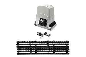 Auto Electric Sliding Gate Opener 1200KG 6M Rails - Brand New - Free Shipping