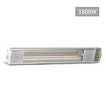 1800W ELectric Infrared Strip Patio Heater - Free Shipping