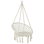 Hammock Swing Chair - Cream - Free Shipping