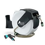 Retractable 30M Water Hose Reel - Brand New