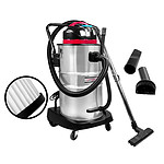 Industrial Commercial Bagless Dry Wet Vacuum Cleaner 60L - Brand New