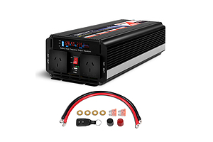 Giantz 12V - 240V Portable Power Inverter - Free Shipping
