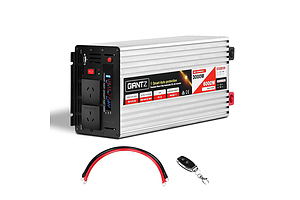 3000W/6000W Pure Sine Wave Power Inverter - Free Shipping