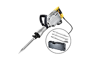 2200W Jack Hammer Commercial Jackhammer Grade Demolition Concrete - Brand New - Free Shipping