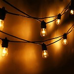 Festoon String Light - 20m