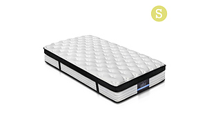 Giselle Bedding Euro Top Mattress - Single - Brand New - Free Shipping