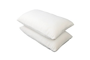 Set of 2 Memory Foam Pillows - Brand New - Free Shipping