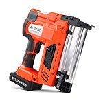 Cordless 2-in-1 Framing Finish Nail Gun - Free Shipping