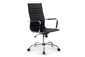 Eames Replica Office Chair Executive High Back Seating PU Leather Black - Brand New - Free Shipping